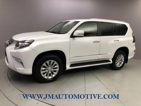 2018 Lexus GX 460 for sale at J & M Automotive in Naugatuck CT