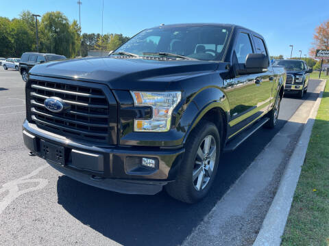 2016 Ford F-150 for sale at Blake Hollenbeck Auto Sales in Greenville MI