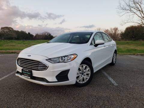 2019 Ford Fusion for sale at Laguna Niguel in Rosenberg TX