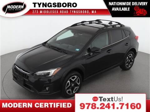 2018 Subaru Crosstrek for sale at Modern Auto Sales in Tyngsboro MA
