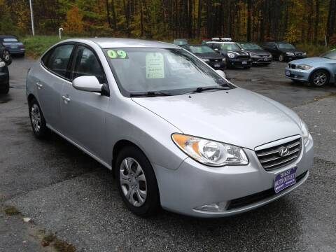 2009 Hyundai Elantra for sale at Quest Auto Outlet in Chichester NH