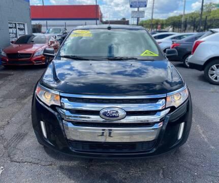 2013 Ford Edge for sale at Global Motors 313 in Detroit MI