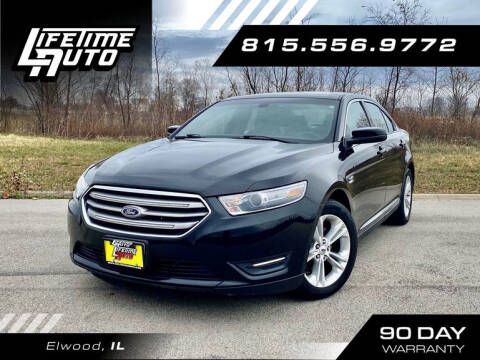 2013 Ford Taurus for sale at Lifetime Auto in Elwood IL