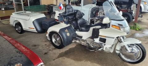1996 Honda GL 1   trike for sale at COLLECTABLE-CARS LLC in Nacogdoches TX