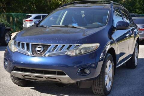 2009 Nissan Murano for sale at Motor Car Concepts II - Kirkman Location in Orlando FL