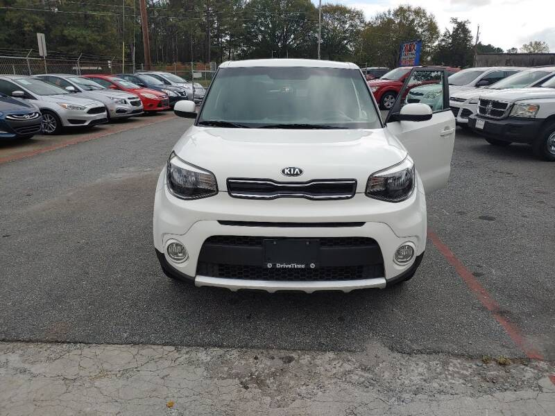 2017 Kia Soul for sale at Adonai Auto Broker in Marietta GA