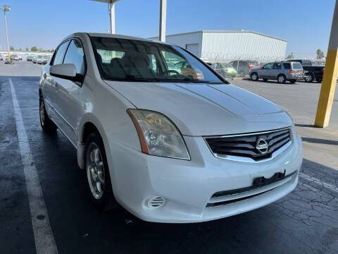 2010 Nissan Sentra for sale at Express Auto Sales in Sacramento CA