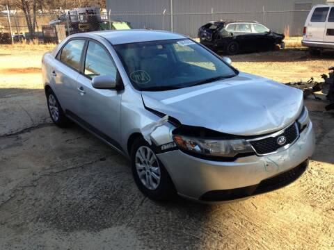 2011 Kia Forte for sale at ASAP Car Parts in Charlotte NC