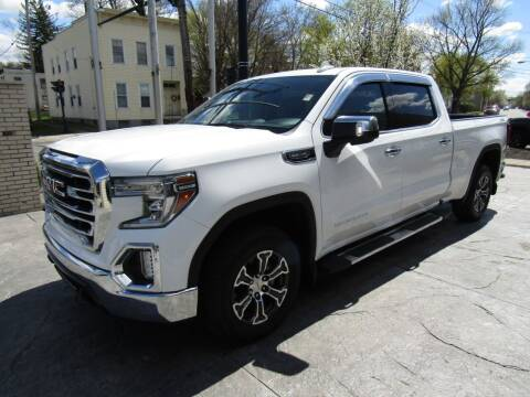 2020 GMC Sierra 1500 for sale at 2010 Auto Sales in Troy NY