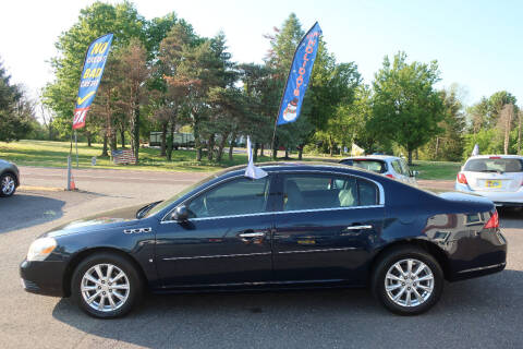 2009 Buick Lucerne for sale at GEG Automotive in Gilbertsville PA