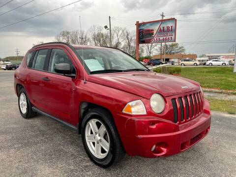 2007 Jeep Compass for sale at Albi Auto Sales LLC in Louisville KY