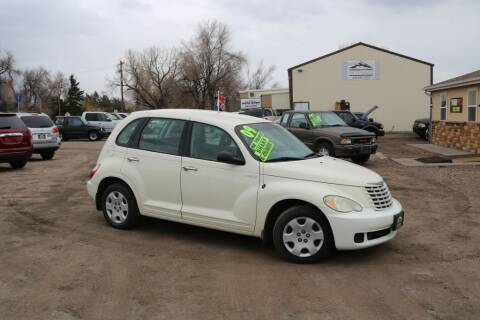 2006 Chrysler PT Cruiser for sale at Northern Colorado auto sales Inc in Fort Collins CO