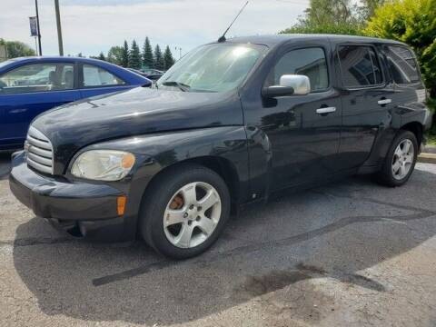 2007 Chevrolet HHR for sale at Paramount Motors in Taylor MI
