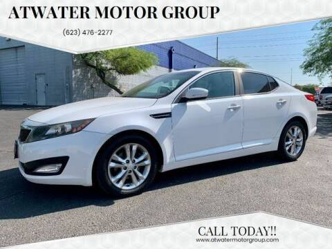 2013 Kia Optima for sale at Atwater Motor Group in Phoenix AZ