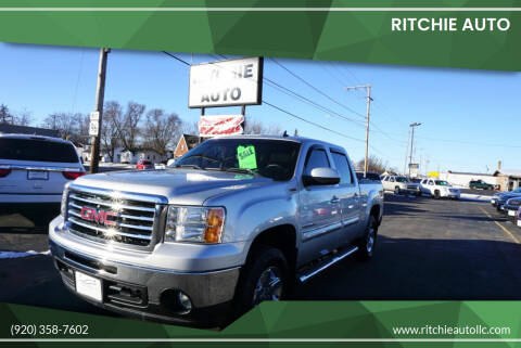 2010 GMC Sierra 1500 for sale at Ritchie Auto in Appleton WI