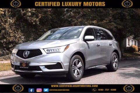 2017 Acura MDX for sale at Certified Luxury Motors in Great Neck NY