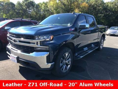 2020 Chevrolet Silverado 1500 for sale at Paynesville Chevrolet Buick in Paynesville MN