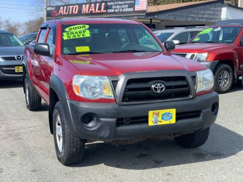 2008 Toyota Tacoma for sale at Milford Auto Mall in Milford MA