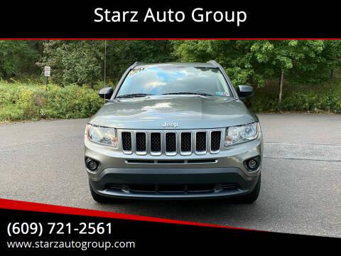 2012 Jeep Compass for sale at Starz Auto Group in Delran NJ