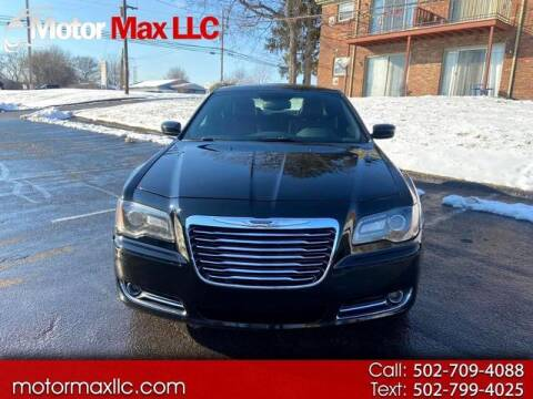 2012 Chrysler 300 for sale at Motor Max Llc in Louisville KY