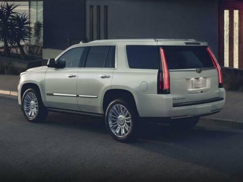 2018 Cadillac Escalade for sale at Sundance Chevrolet in Grand Ledge MI