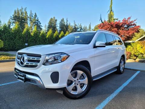 2017 Mercedes-Benz GLS for sale at Silver Star Auto in Lynnwood WA