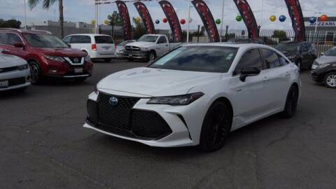 2020 Toyota Avalon Hybrid for sale at Choice Motors in Merced CA