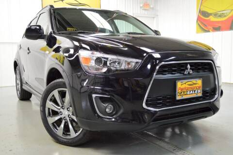 2013 Mitsubishi Outlander Sport for sale at Performance car sales in Joliet IL