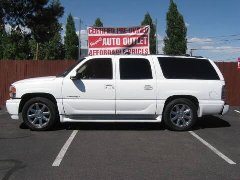 2006 GMC Yukon XL for sale at Flagstaff Auto Outlet in Flagstaff AZ