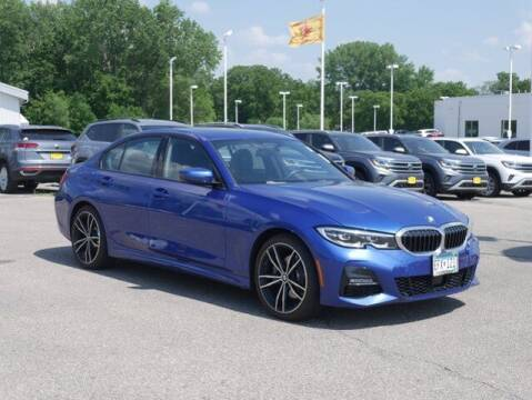 2019 BMW 3 Series for sale at Park Place Motor Cars in Rochester MN