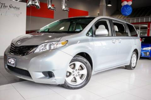 2011 Toyota Sienna for sale at Quality Auto Center in Springfield NJ