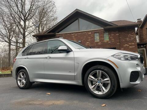 2015 BMW X5 for sale at C & C Automotive in Chicora PA