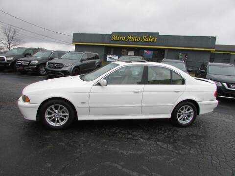 2003 BMW 5 Series for sale at MIRA AUTO SALES in Cincinnati OH