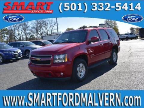 2013 Chevrolet Tahoe for sale at Smart Auto Sales of Benton in Benton AR