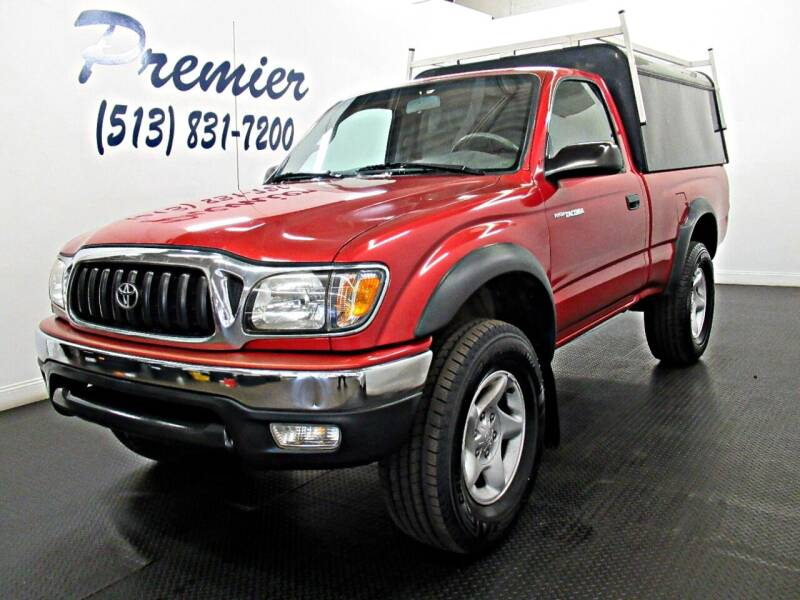 2002 Toyota Tacoma for sale at Premier Automotive Group in Milford OH