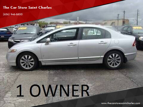 2010 Honda Civic for sale at The Car Store Saint Charles in Saint Charles MO