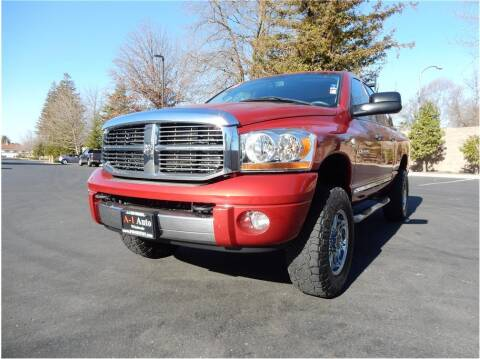 2006 Dodge Ram Pickup 3500 for sale at A-1 Auto Wholesale in Sacramento CA