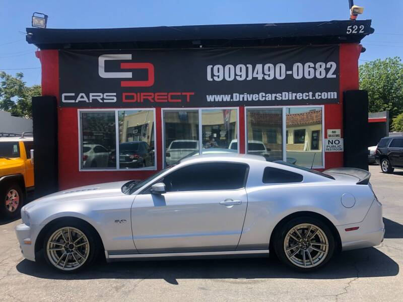 2014 Ford Mustang for sale at Cars Direct in Ontario CA