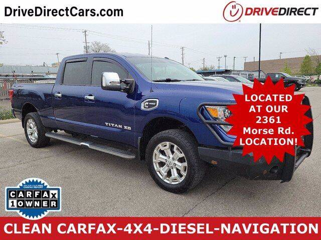 2017 Nissan Titan XD for sale in Columbus, OH