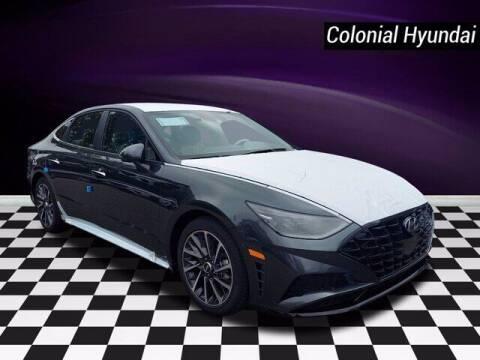 2022 Hyundai Sonata for sale at Colonial Hyundai in Downingtown PA