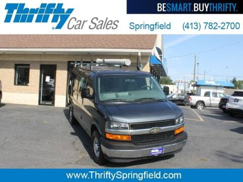 2017 Chevrolet Express Cargo for sale at Thrifty Car Sales Springfield in Springfield MA