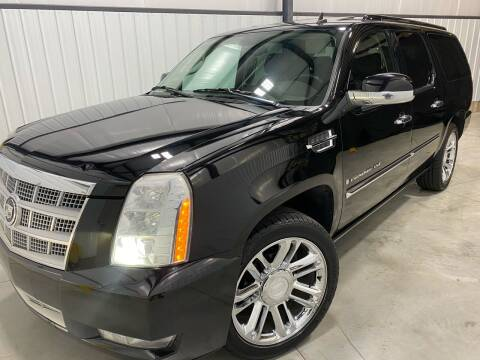 2008 Cadillac Escalade ESV for sale at EUROPEAN AUTOHAUS in Holland MI