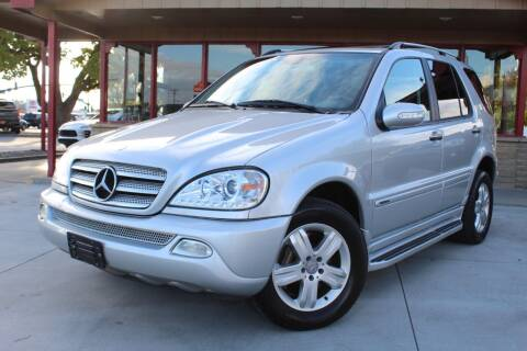 2005 Mercedes-Benz M-Class for sale at ALIC MOTORS in Boise ID