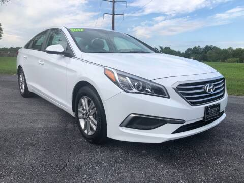2017 Hyundai Sonata for sale at Zimmerman's Automotive in Mechanicsburg PA
