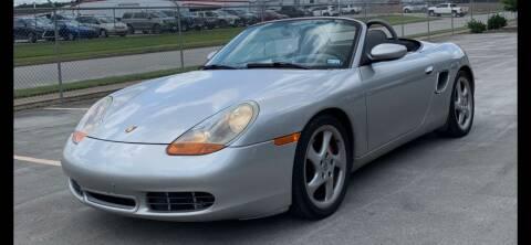 2001 Porsche Boxster for sale at Euroasian Auto Inc in Wichita KS