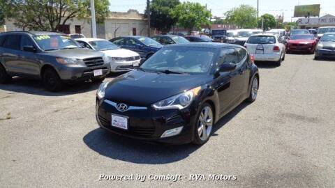 2012 Hyundai Veloster for sale at RVA MOTORS in Richmond VA