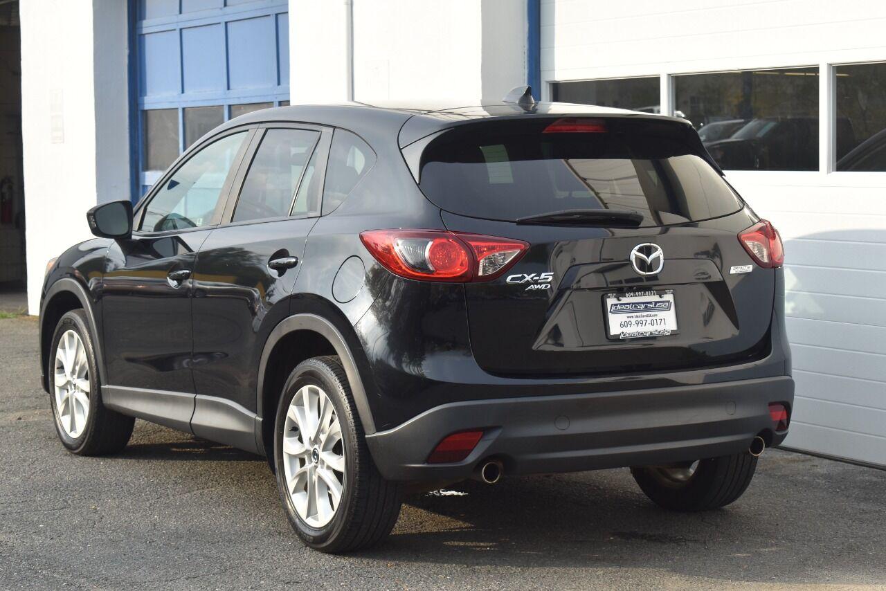 2014 Mazda CX-5 Grand Touring AWD 4dr SUV full