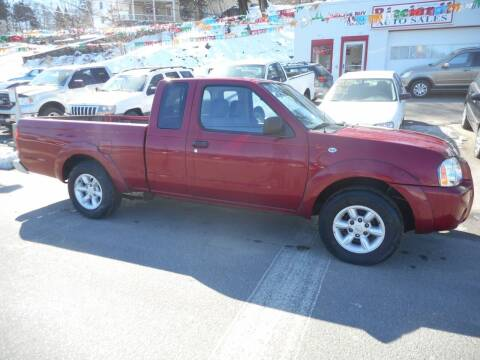 2002 Nissan Frontier for sale at Ricciardi Auto Sales in Waterbury CT