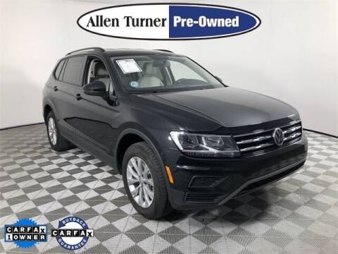 2020 Volkswagen Tiguan for sale at Allen Turner Hyundai in Pensacola FL