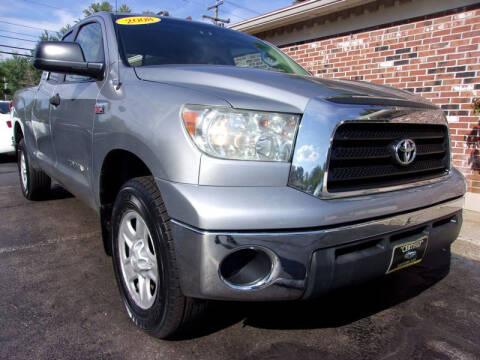2008 Toyota Tundra for sale at Certified Motorcars LLC in Franklin NH